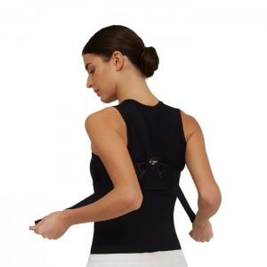 k1 posture keeper® richiamo dinamico dorsale da donna versione nera